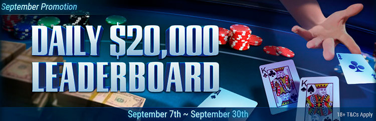 Daily $20000 Leaderboard